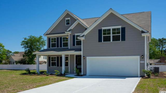 8034 Fort Hill Way, Myrtle Beach, SC 29579 (MLS #2015859) :: Welcome Home Realty