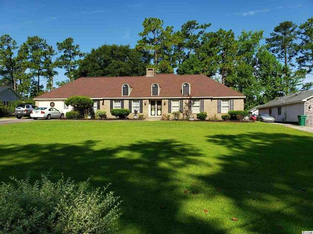 150 Citadel Dr., Conway, SC 29526 (MLS #2015861) :: The Lachicotte Company