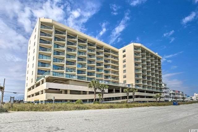 2500 N Ocean Blvd. #904, North Myrtle Beach, SC 29582 (MLS #2015862) :: The Hoffman Group
