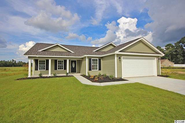 3324 Merganser  Dr., Conway, SC 29527 (MLS #2015863) :: The Lachicotte Company