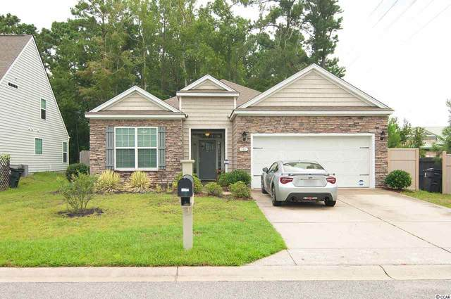 261 Parish Rd., Pawleys Island, SC 29585 (MLS #2015865) :: Welcome Home Realty