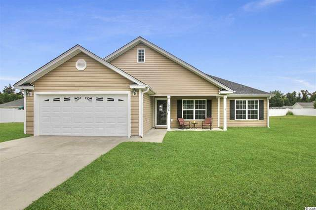 1036 Macala Dr., Conway, SC 29527 (MLS #2015867) :: The Lachicotte Company