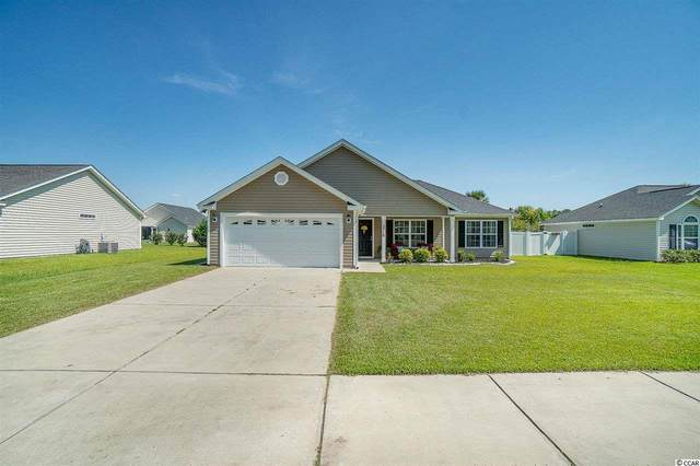 2716 Green Pond Circle, Conway, SC 29527 (MLS #2015868) :: The Lachicotte Company