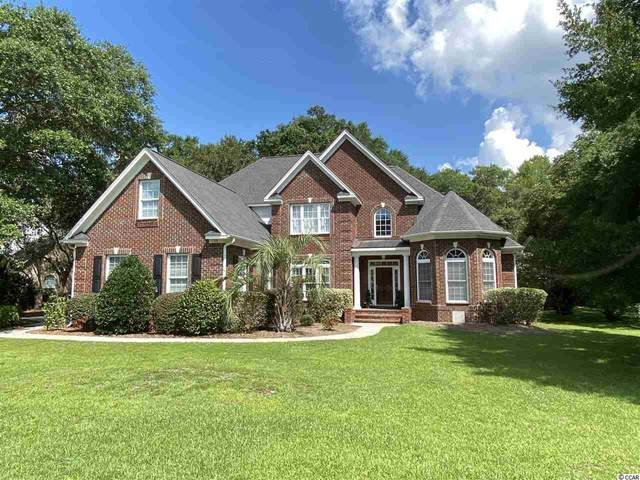 13 Red Squirrel Ln., Pawleys Island, SC 29585 (MLS #2015890) :: Hawkeye Realty