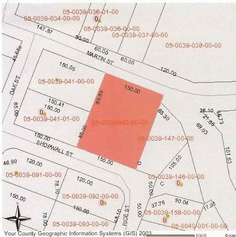 TBD Rice St., Georgetown, SC 29440 (MLS #2015908) :: The Litchfield Company