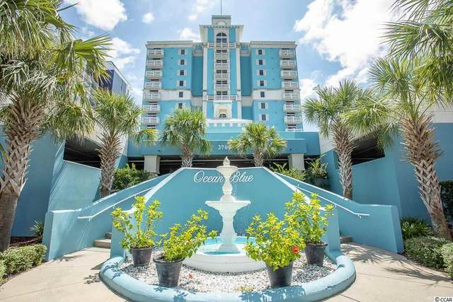 2709 S Ocean Blvd. #401, Myrtle Beach, SC 29577 (MLS #2015910) :: Garden City Realty, Inc.
