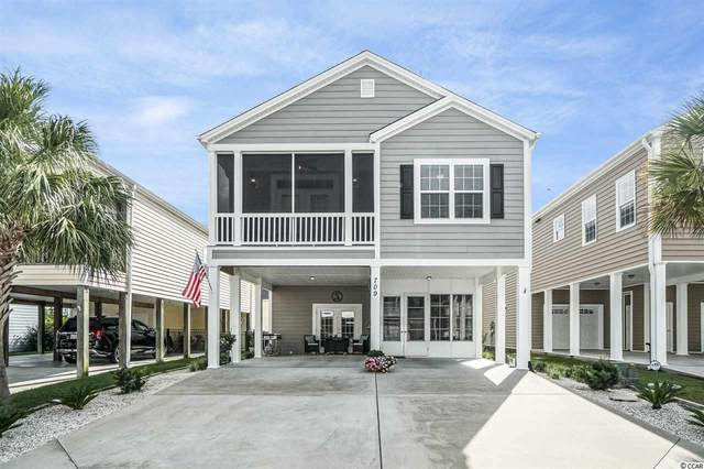 709 Ashland Ave., North Myrtle Beach, SC 29582 (MLS #2015911) :: James W. Smith Real Estate Co.