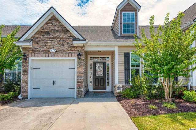167 Parmalee Dr. D, Murrells Inlet, SC 29576 (MLS #2015912) :: Welcome Home Realty