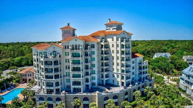 130 Vista Del Mar Ln. 1-603, Myrtle Beach, SC 29572 (MLS #2015915) :: The Hoffman Group