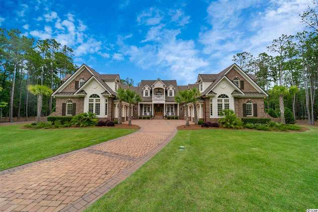 3734 Vanderbilt Blvd., Pawleys Island, SC 29585 (MLS #2015921) :: The Litchfield Company