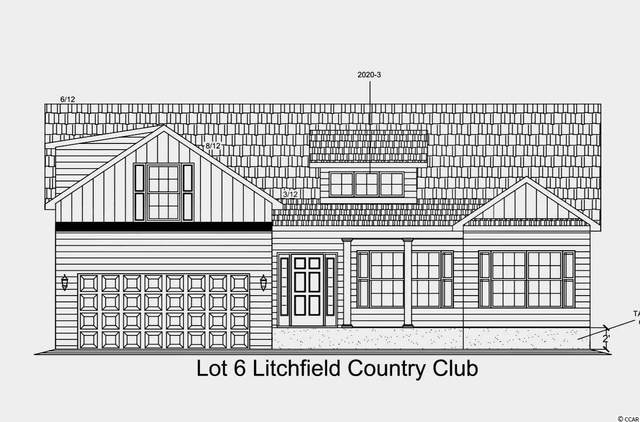 TBD Sweetgum Dr., Pawleys Island, SC 29585 (MLS #2015926) :: The Litchfield Company