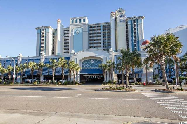 2401 S Ocean Blvd. #456, Myrtle Beach, SC 29577 (MLS #2015930) :: Coastal Tides Realty