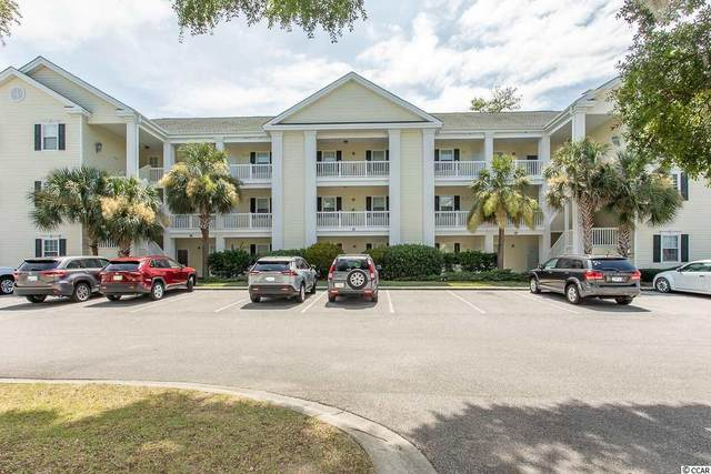 601 N Hillside Dr. #3802, North Myrtle Beach, SC 29582 (MLS #2015963) :: The Lachicotte Company