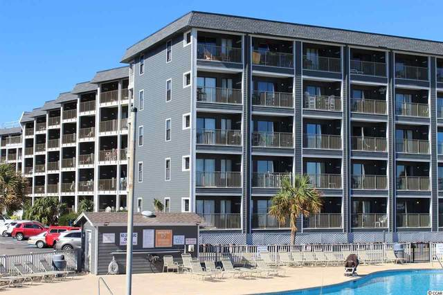 5905 S Kings Highway 324A, Myrtle Beach, SC 29575 (MLS #2015980) :: The Litchfield Company