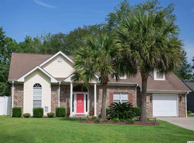 206 Rice Mill Dr., Myrtle Beach, SC 29588 (MLS #2015983) :: The Litchfield Company
