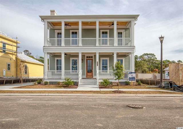 8208 Wren Feather Lane, Myrtle Beach, SC 29572 (MLS #2016025) :: James W. Smith Real Estate Co.
