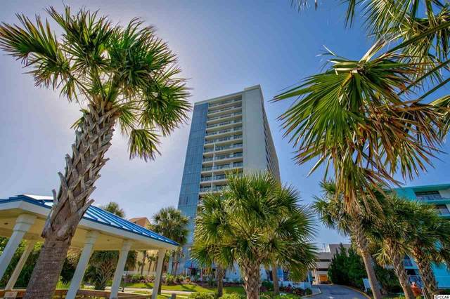 5511 N Ocean Blvd. #305, Myrtle Beach, SC 29577 (MLS #2016039) :: Garden City Realty, Inc.