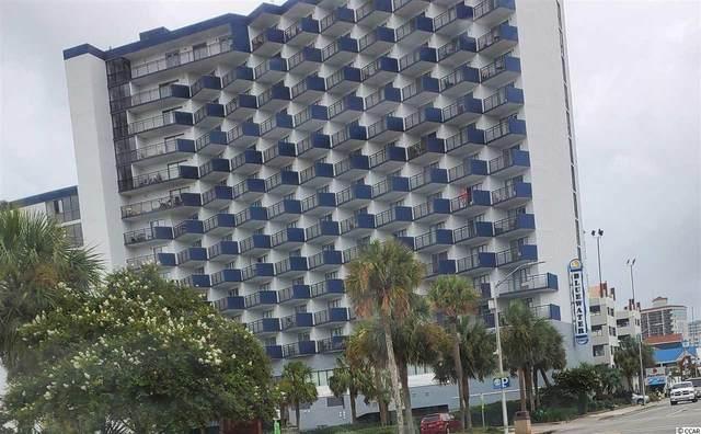 2001 S Ocean Blvd. #901, Myrtle Beach, SC 29577 (MLS #2016058) :: James W. Smith Real Estate Co.