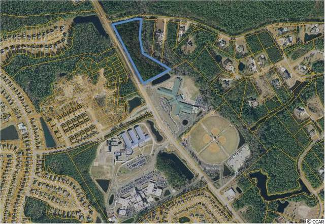 7.58 Acres International Dr., Myrtle Beach, SC 29579 (MLS #2016066) :: Garden City Realty, Inc.