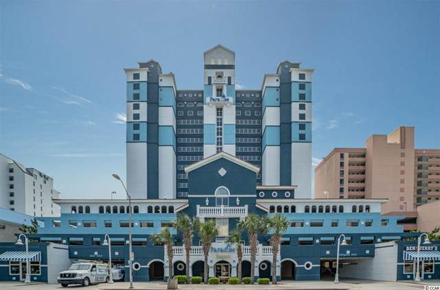 2201 S Ocean Blvd. #105, Myrtle Beach, SC 29577 (MLS #2016086) :: Jerry Pinkas Real Estate Experts, Inc