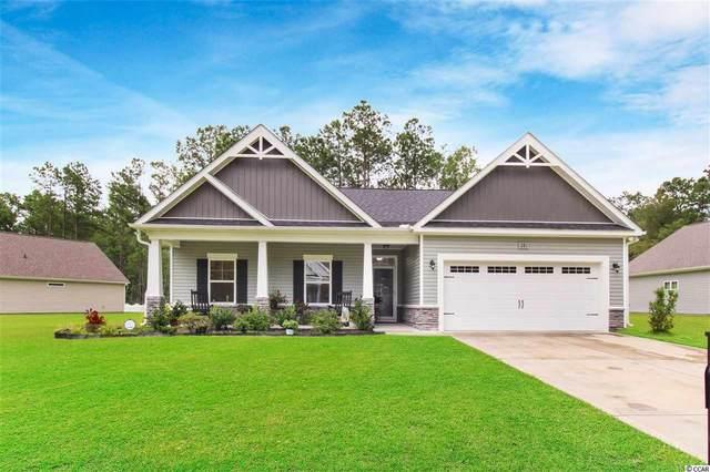 281 Dunbarton Ln., Conway, SC 29526 (MLS #2016100) :: Grand Strand Homes & Land Realty