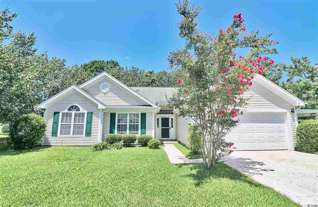 5221 Southern Trail, Myrtle Beach, SC 29579 (MLS #2016107) :: Grand Strand Homes & Land Realty