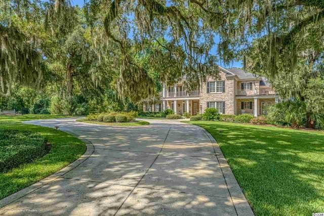 329 Oakmont Dr., Pawleys Island, SC 29585 (MLS #2016114) :: Grand Strand Homes & Land Realty