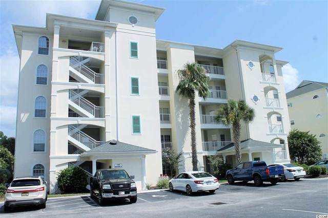 1100 Commons Blvd. #920, Myrtle Beach, SC 29572 (MLS #2016128) :: The Hoffman Group