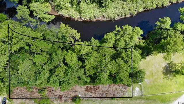 Lot 11 Bluff View Ct., Georgetown, SC 29440 (MLS #2016133) :: The Litchfield Company