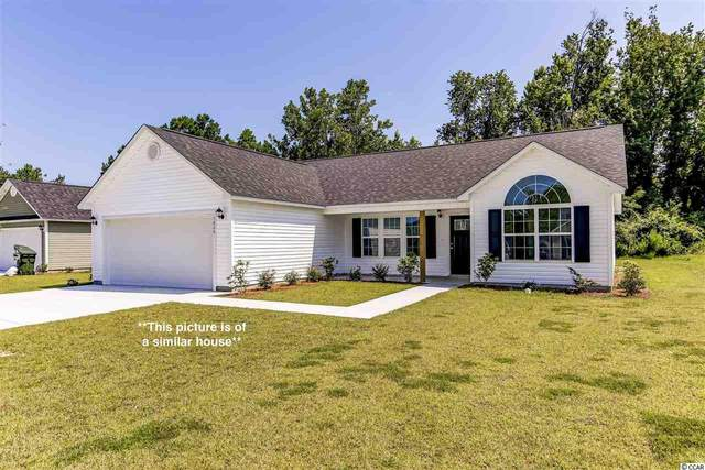 1609 Heirloom Dr., Conway, SC 29527 (MLS #2016153) :: The Lachicotte Company
