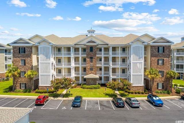 4812 Magnolia Lake Dr. #404, Myrtle Beach, SC 29577 (MLS #2016172) :: The Hoffman Group