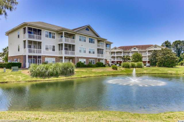 5751 Oyster Catcher Dr. #124, North Myrtle Beach, SC 29582 (MLS #2016179) :: Welcome Home Realty