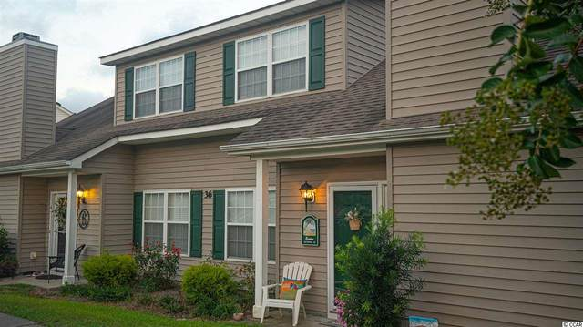 503 20th Ave. N 36D, North Myrtle Beach, SC 29582 (MLS #2016182) :: The Hoffman Group