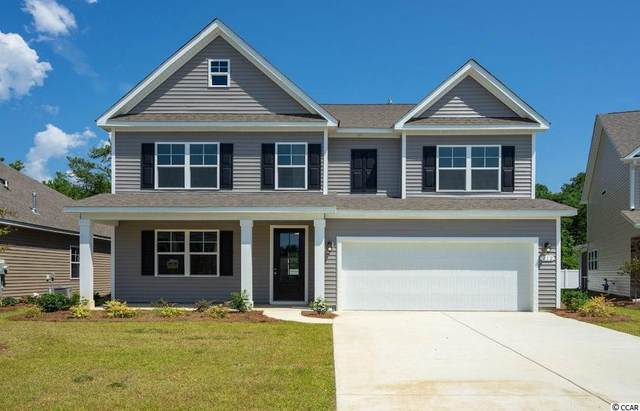 8064 Fort Hill Way, Myrtle Beach, SC 29579 (MLS #2016192) :: The Hoffman Group