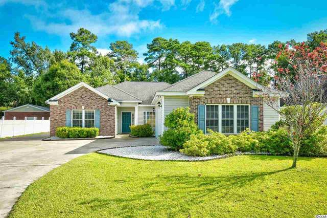 5622 Downybrook Rd., Myrtle Beach, SC 29588 (MLS #2016194) :: Coastal Tides Realty