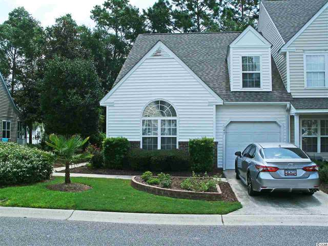 147 Pembroke Ln. #147, Pawleys Island, SC 29585 (MLS #2016197) :: The Trembley Group | Keller Williams