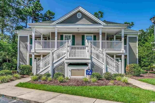 629 Blue Stem Dr. 74C, Pawleys Island, SC 29585 (MLS #2016202) :: The Hoffman Group