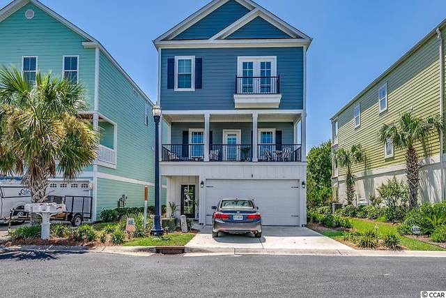 1401 Mariners Rest Dr., North Myrtle Beach, SC 29582 (MLS #2016259) :: Sloan Realty Group