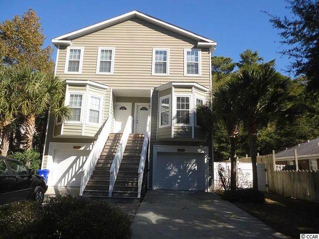 616 Cypress Dr., Surfside Beach, SC 29575 (MLS #2016263) :: The Litchfield Company
