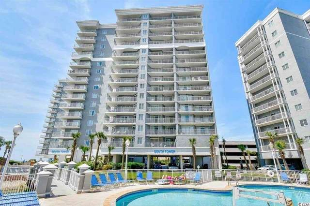 161 Seawatch Dr. #615, Myrtle Beach, SC 29577 (MLS #2016305) :: The Hoffman Group