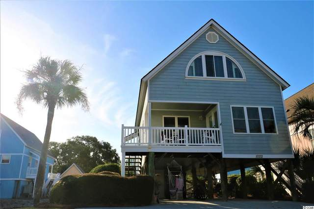 1022 Ocean Blvd. N, Surfside Beach, SC 29575 (MLS #2016353) :: The Litchfield Company
