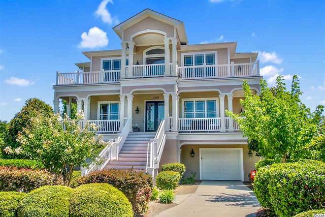 4605 S Island Loop, North Myrtle Beach, SC 29582 (MLS #2016358) :: Garden City Realty, Inc.