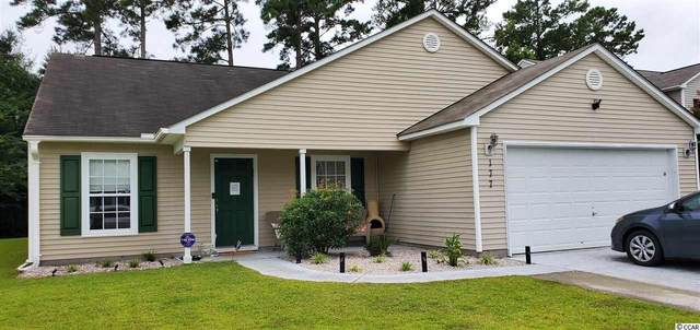 177 Weeping Willow Dr., Myrtle Beach, SC 29579 (MLS #2016368) :: Jerry Pinkas Real Estate Experts, Inc