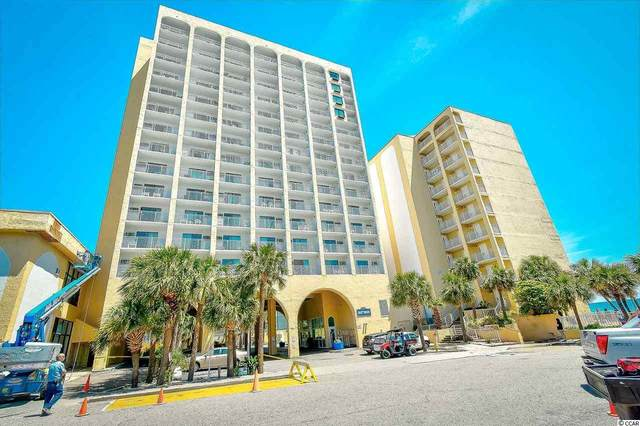 1207 S Ocean Blvd. #20503, Myrtle Beach, SC 29577 (MLS #2016370) :: The Hoffman Group