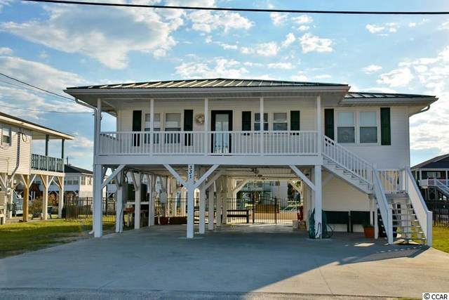 331 53rd Ave. N, North Myrtle Beach, SC 29582 (MLS #2016398) :: The Lachicotte Company