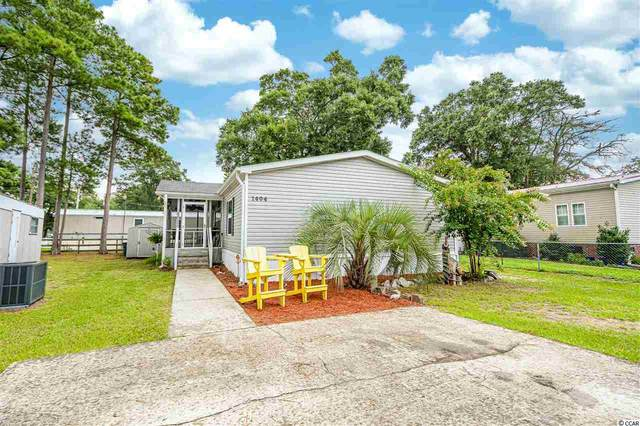 1404 24th Ave. N, North Myrtle Beach, SC 29582 (MLS #2016415) :: The Hoffman Group