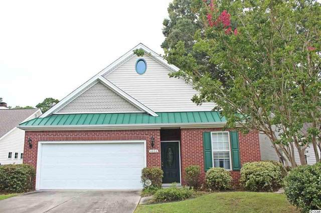 4684 Peony Circle, Murrells Inlet, SC 29576 (MLS #2016456) :: Jerry Pinkas Real Estate Experts, Inc