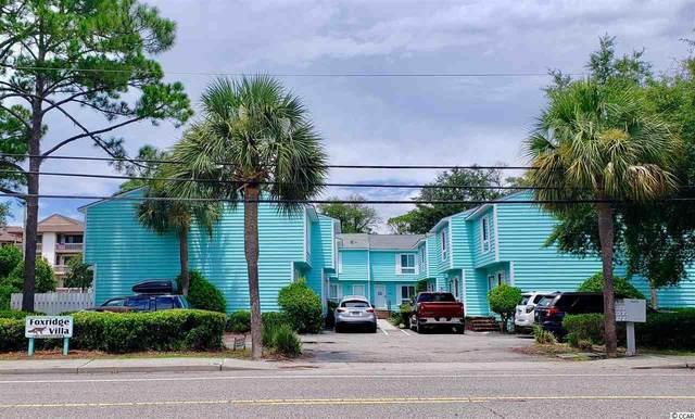 7403 Ocean Blvd. N E, Myrtle Beach, SC 29572 (MLS #2016462) :: The Hoffman Group