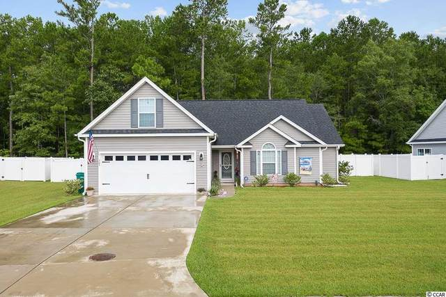 309 Macarthur Dr., Conway, SC 29527 (MLS #2016463) :: Garden City Realty, Inc.