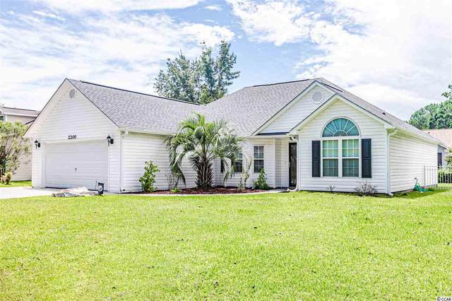 2200 Seaford Dr., Longs, SC 29568 (MLS #2016465) :: The Litchfield Company